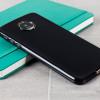 Olixar FlexiShield Motorola Moto Z Gel Hülle in Solid Schwarz