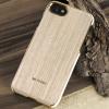 Mozo iPhone 7 Genuine Wood Back Cover - Light Oak