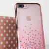 Unique Polka 360 iPhone 7 Plus Case - Rose Gold