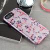 Speck Presidio Inked iPhone 7 Plus Tough Hülle Magenta / Pink Flower