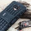 ArmourDillo Hybrid Motorola Moto Z Force Hülle in Schwarz