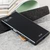 Olixar FlexiShield Sony Xperia X Compact Gel Case - Solid Black