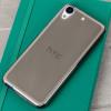 Custodia Olixar FlexiShield per HTC Desire 628 - Fumo Nero
