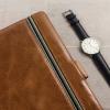 Tuff-Luv Alston Craig Vintage Leather iPad Pro 9.7 inch Case - Brown