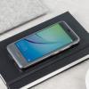 Original Huawei Nova Flip Case Kunstledertasche in Grau