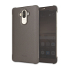 Official Huawei Mate 9 Leather-Style View Cover Case - Mocha Brown