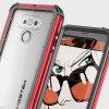 Ghostek Atomic 3.0 LG G6 Waterproof Tough Case - Red