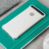 Official Huawei Nova Protective Leather-Style Case - White