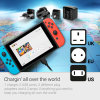 Olixar Nintendo Switch Travel Adapter with USB-C Charging Cable