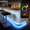 Veho Kasa Farbwechsel 3m LED Smart Strip Beleuchtungs Set