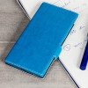 Olixar Low Profile Sony Xperia XZ Premium Wallet Case Tasche in Blau