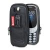 Krusell Nokia 3310 2017 Pouch Case - Black