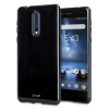 Olixar FlexiShield Nokia 8 Gel Case - Solid Black
