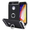 Olixar X-Ring iPhone 8 Plus / 7 Plus Finger Loop Tasche - Schwarz