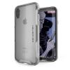 Ghostek Cloak 3 iPhone X Tough Case - Clear / Silver