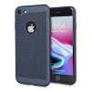 Olixar MeshTex iPhone 8 / 7 Case - Marine Blue