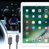 Olixar High Power iPad 9.7 2018 Car Charger