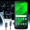 Olixar High Power Motorola Moto G6 Plus Car Charger