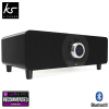 KitSound Boom Evolution 2.1 Bluetooth Sound System - Black