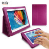 Orzly Stand and Type Case for Galaxy Tab 3 10.1 - Purple