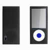 Silicone Case - iPod Nano 5G - Black