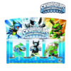 Skylanders Spyro's Adventure Triple Assortment Pack E