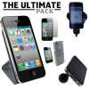 The Ultimate iPhone 4S Accessory Pack - White