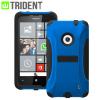 Trident Aegis Nokia Lumia 525 / 520 Protective Case - Blue