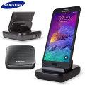 Samsung Micro USB Charging Desktop Dock - Zwart