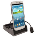 Dual Desk Dock voor Samsung Galaxy S3