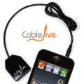 Cablejive DockBoss Smart Audio iPhone 5S / 5 voor Apple 30 Pin Adaptor