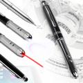 Stylet Stylo Laser 4thWrite 4 en 1 - Argent