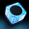 Olixar Light Cube Tragbarer Bluetooth Lautsprecher
