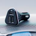 Caricabatterie Auto Olixar Triplo USB Super Fast - 5.2 Amp
