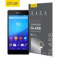 Olixar Tempered Glas Sony Xperia Z3+ Displayschutz