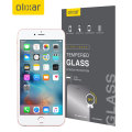 Olixar Olixar iPhone 6S Plus Tempered Glass Skärmskydd