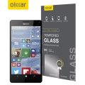 Olixar Tempered Glass Microsoft Lumia 950 XL Displayschutz