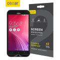 Olixar Asus Zenfone Zoom Screen Protector 2-in-1 Pack