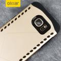Olixar Shield Samsung Galaxy S7 Case - Gold
