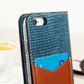 Moncabas Liza Flip Diary Case - Apple IPhone 6/6S - Navy