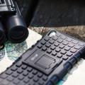 ArmourDillo Sony Xperia XA Protective Deksel - Sort