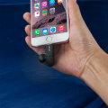 Olixar Pocketbreeze Mini Selfie Fan Ventilator in Schwarz