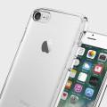 Spigen Ultra Hybrid iPhone 7 Bumper Hülle in Crystal Klar