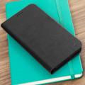 Olixar Lederlook Google Pixel Wallet Case - Zwart