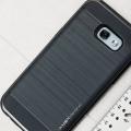 VRS Design High Pro Shield Samsung Galaxy A5 2017 Case Hülle - Stahl Silber