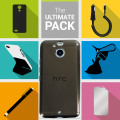The Ultimate HTC Bolt / 10 evo Accessory Pack