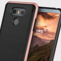 VRS Design High Pro Shield Series LG G6 Case - Rose Gold