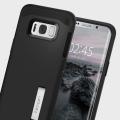 Spigen Slim Armor Samsung Galaxy S8 Tough Case Hülle - Schwarz