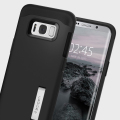 Spigen Slim Armor Samsung Galaxy S8 Plus Tough Case - Black