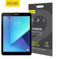 Olixar Samsung Galaxy Tab S3 Displayschutz 2-in-1 Pack